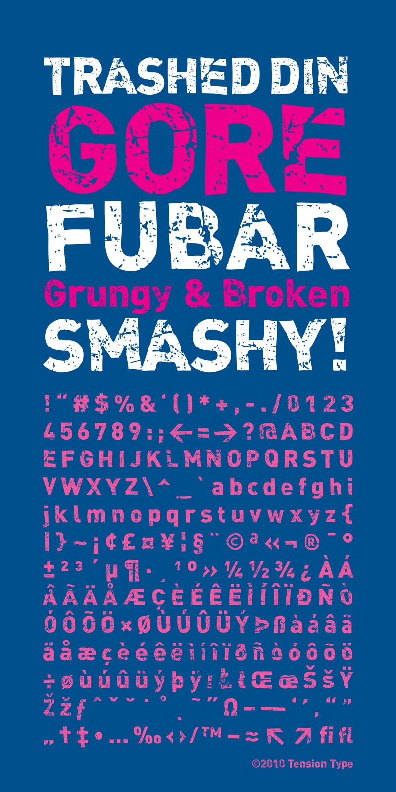 Download Free Font Dink