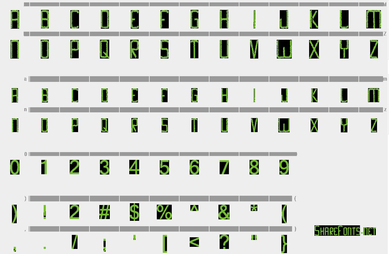download free font skidmarks