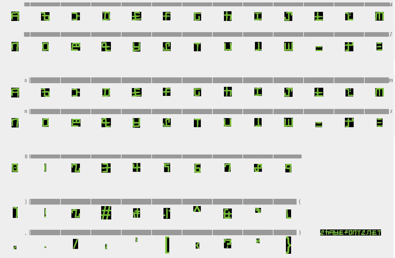 download free font splatoon