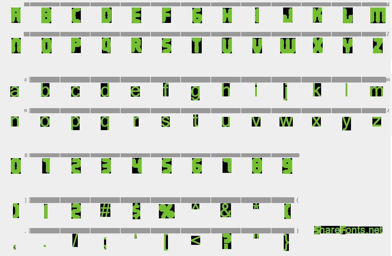 Download Free Font Terminus