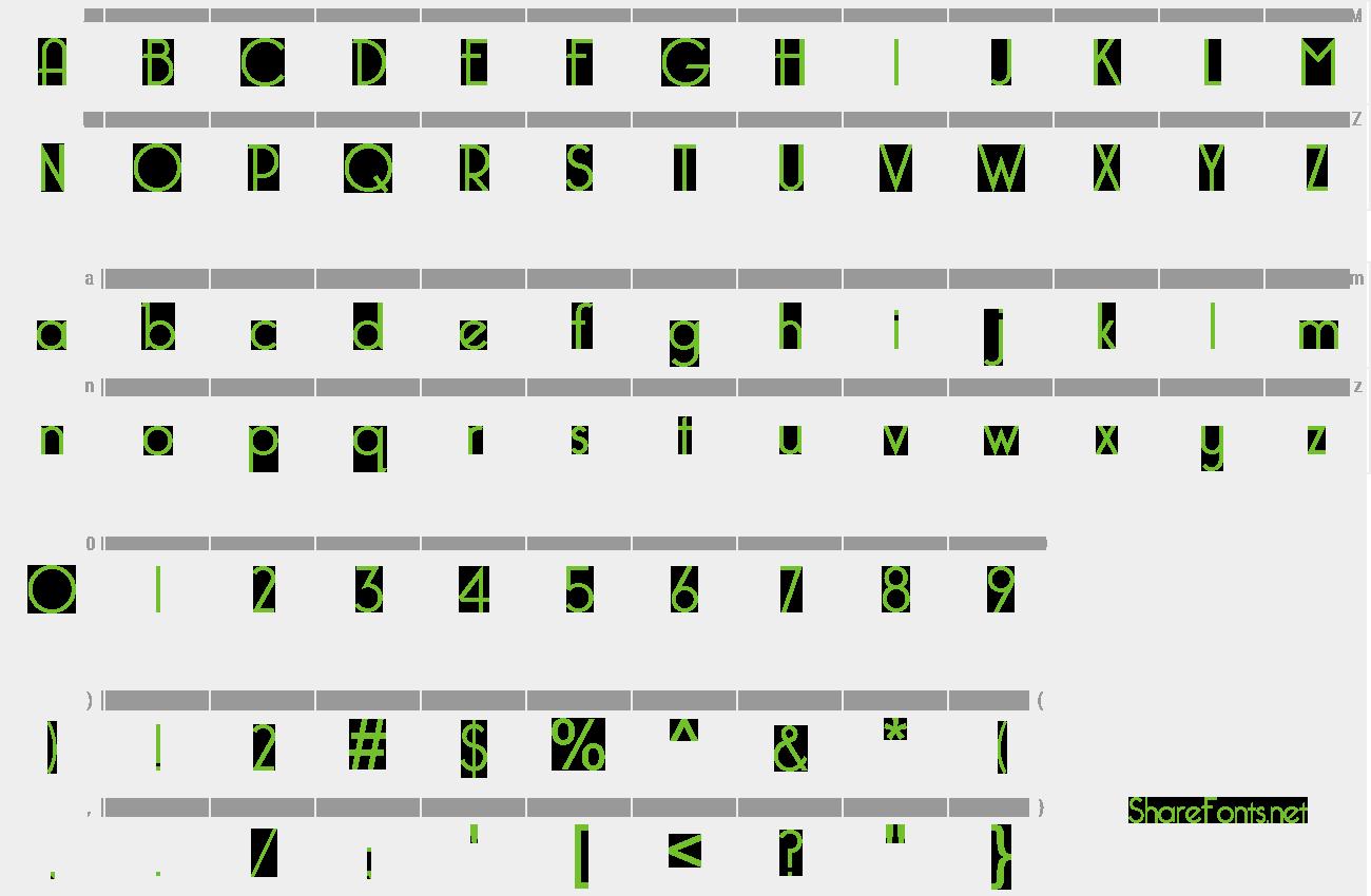 Download Free Font Bellerose