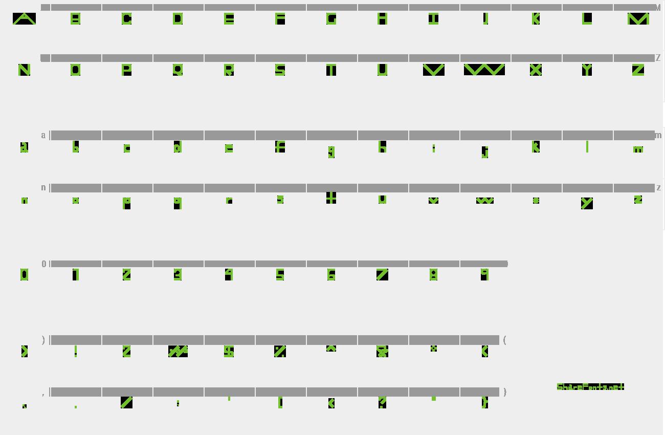 Download Free Font Math Time!