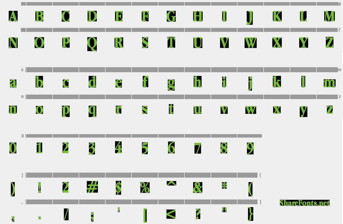 Download Free Font Apple Garamond Bold BT