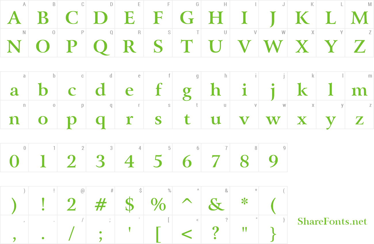Download Free Font Arrus BT