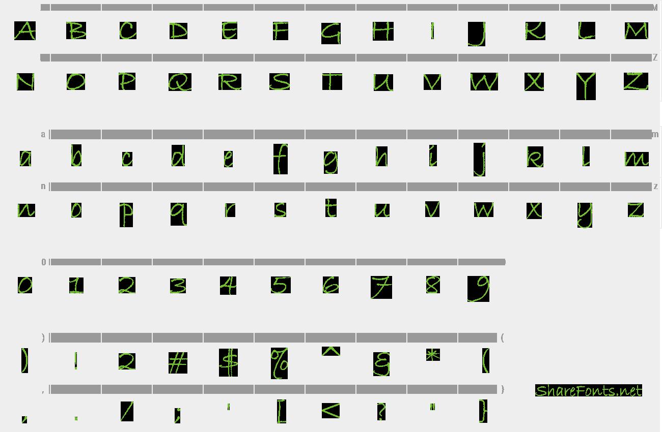 tipografia bradley hand itc para mac