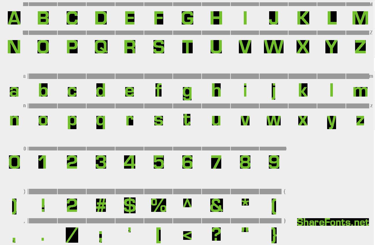 euromode plain font