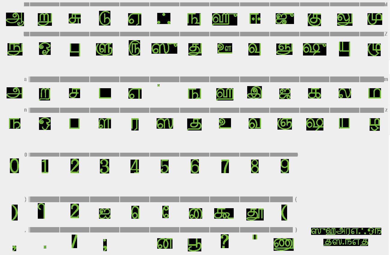 Tamil fonts ttf file | Tamil Fonts  2019-03-31