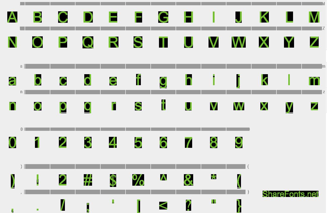 Download Free Font Akshar Unicode