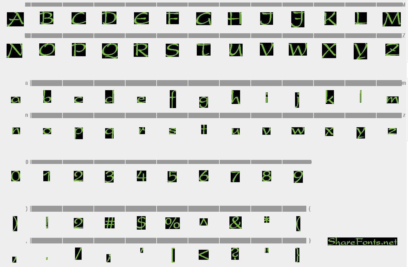 download free font president
