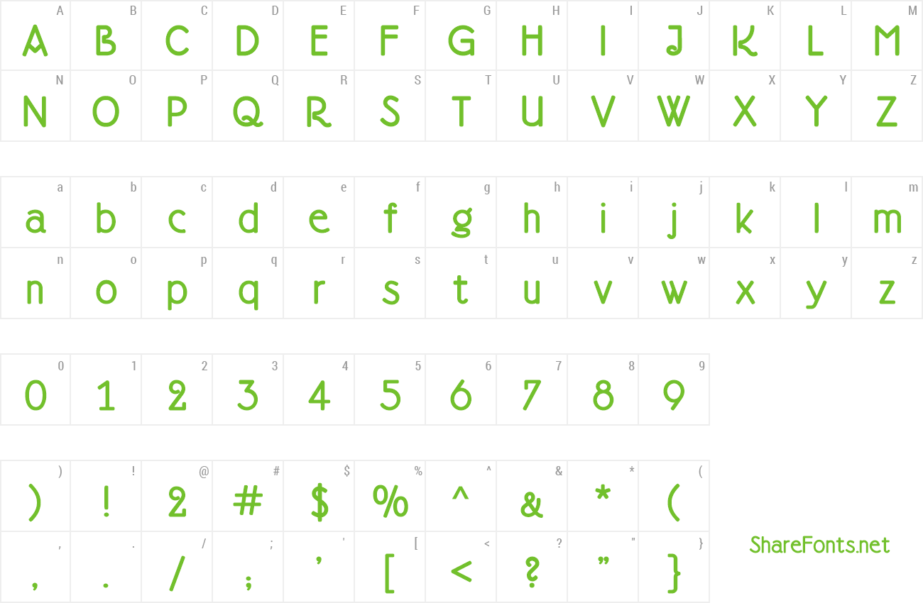 Font Doctor Jekyll preview
