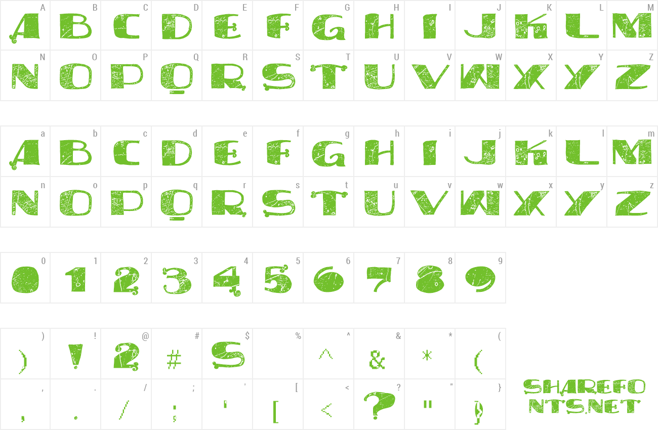 Font VTKS Syndicate preview