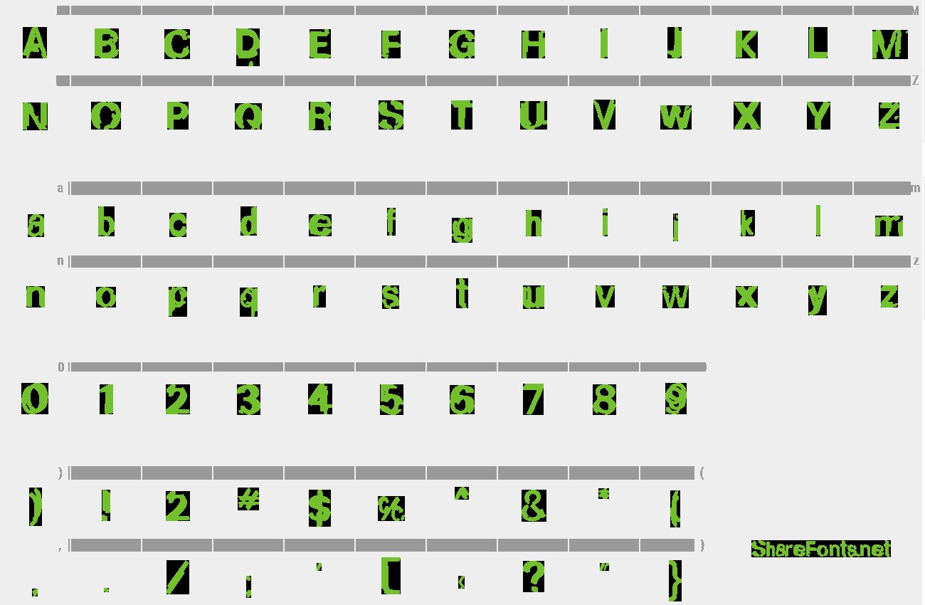 Download Free Font Boggle