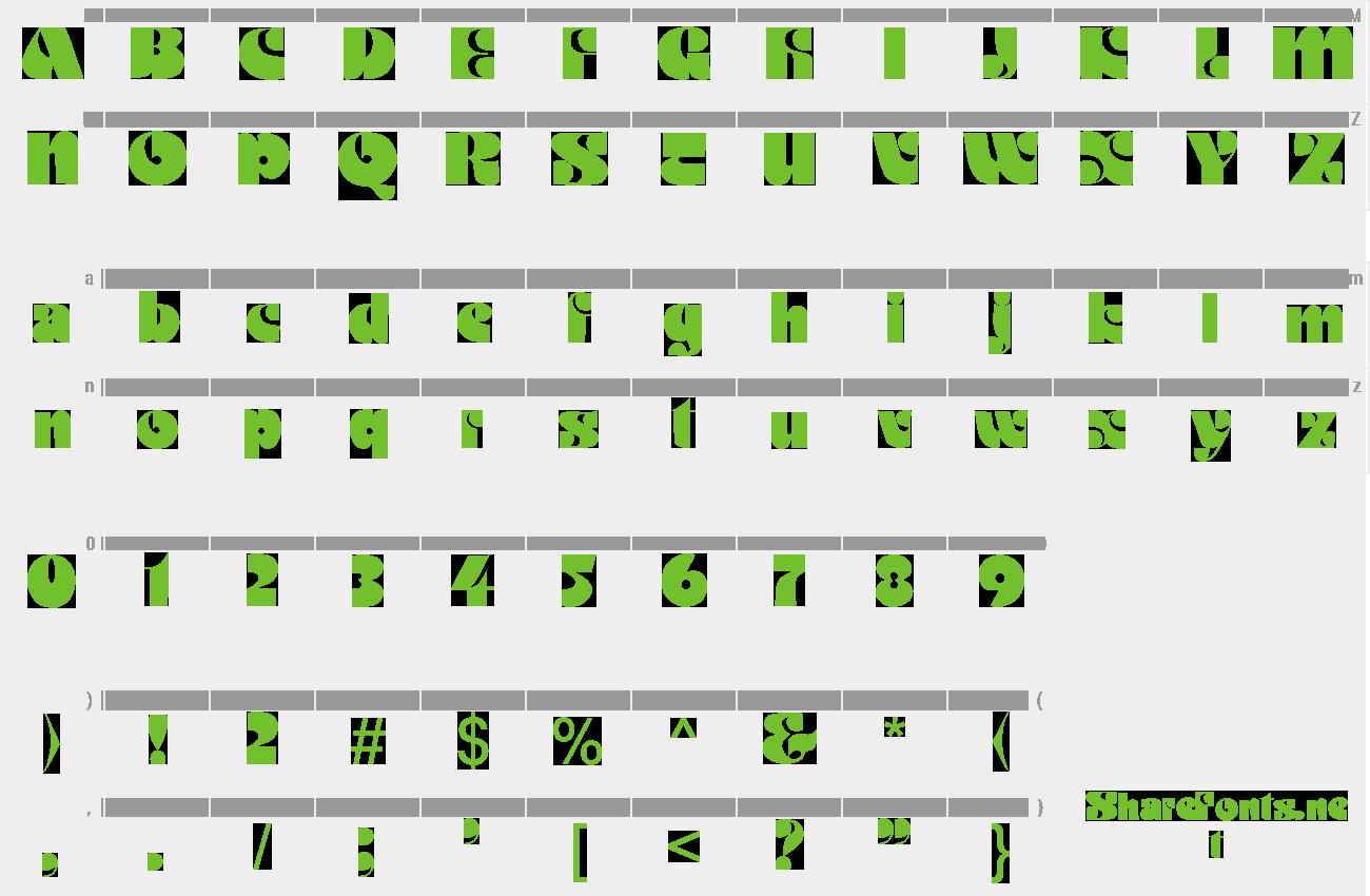 download free font motter ombra