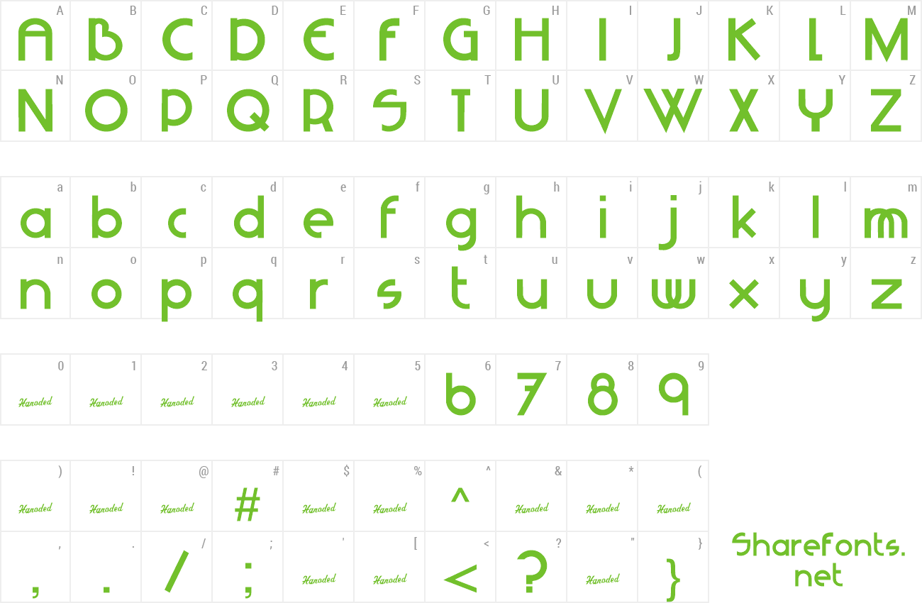 Font Neues Bauen preview