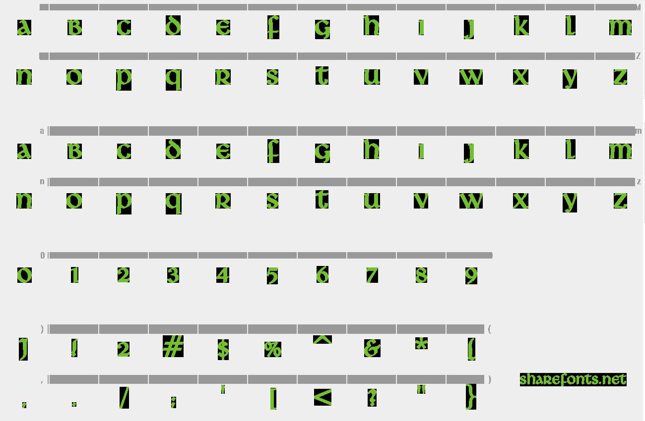download free font leo