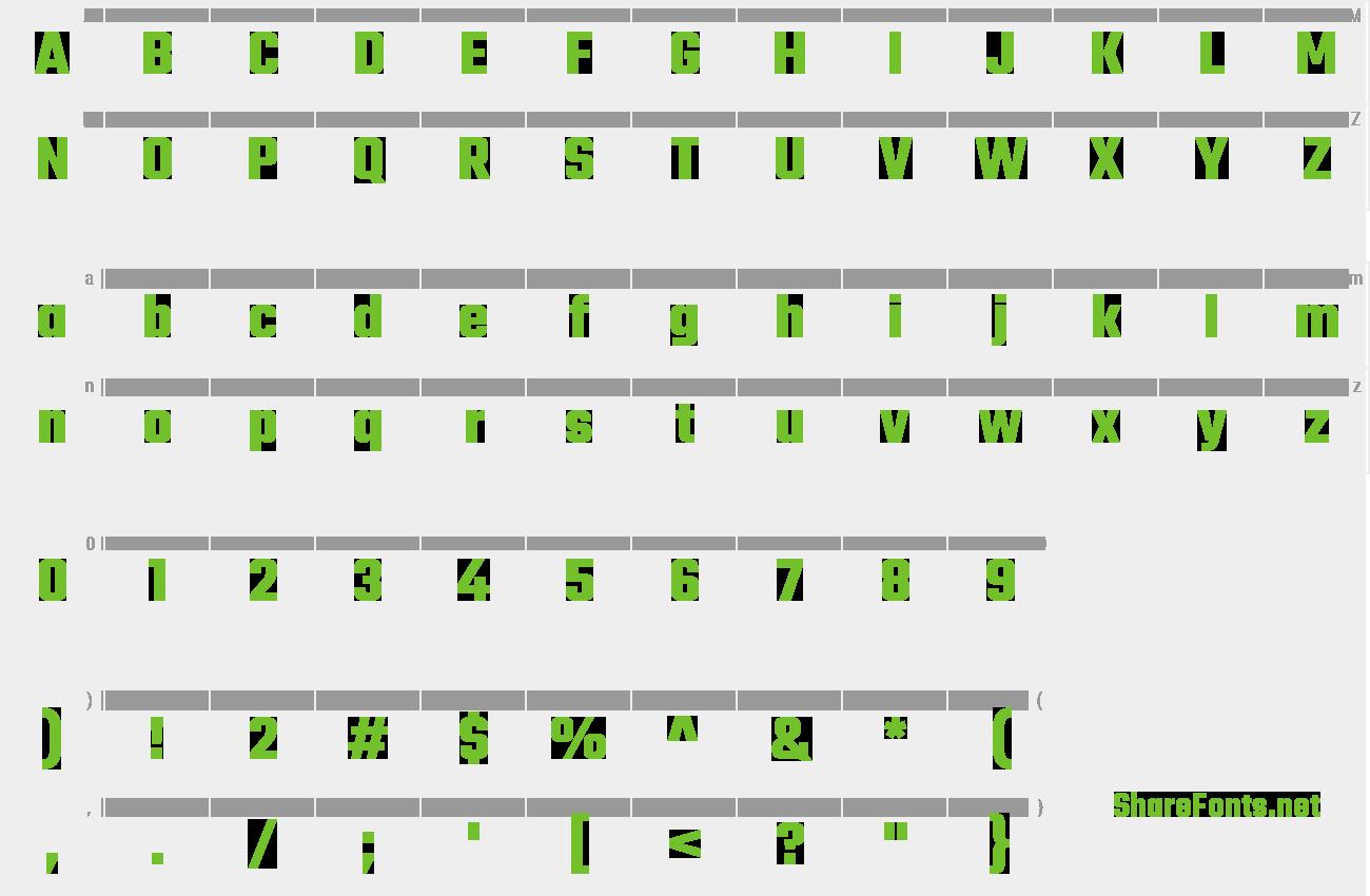 Download Free Font Teko