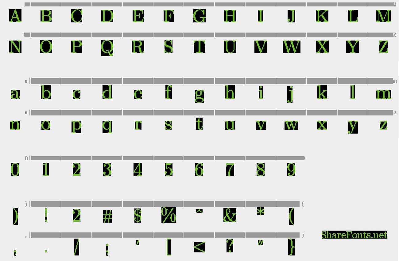 Download Free Font Symbola
