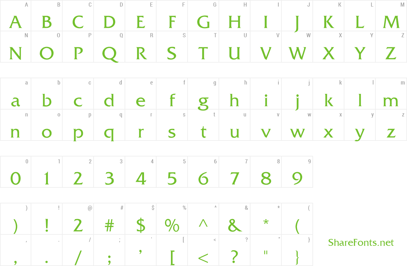 Download Free Font VPS Long An