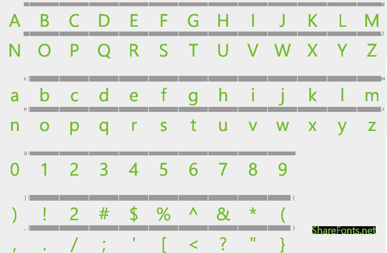 Download Free Font Nirmala UI