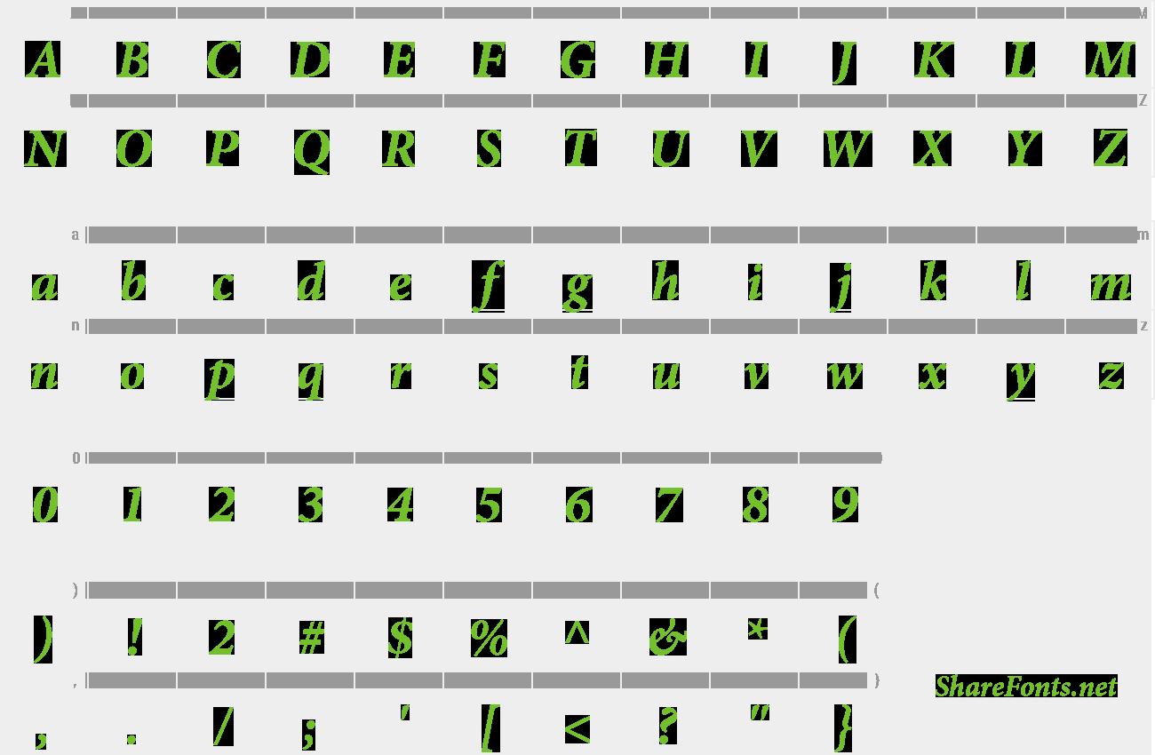 Download Free Font Minion Pro