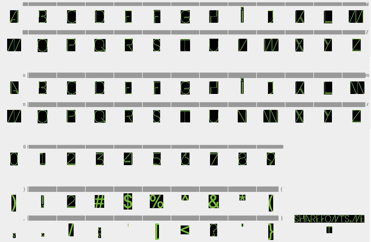 Download Free Font Kabel Light