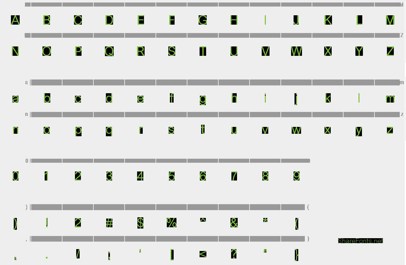 Download Free Font CordiaUPC
