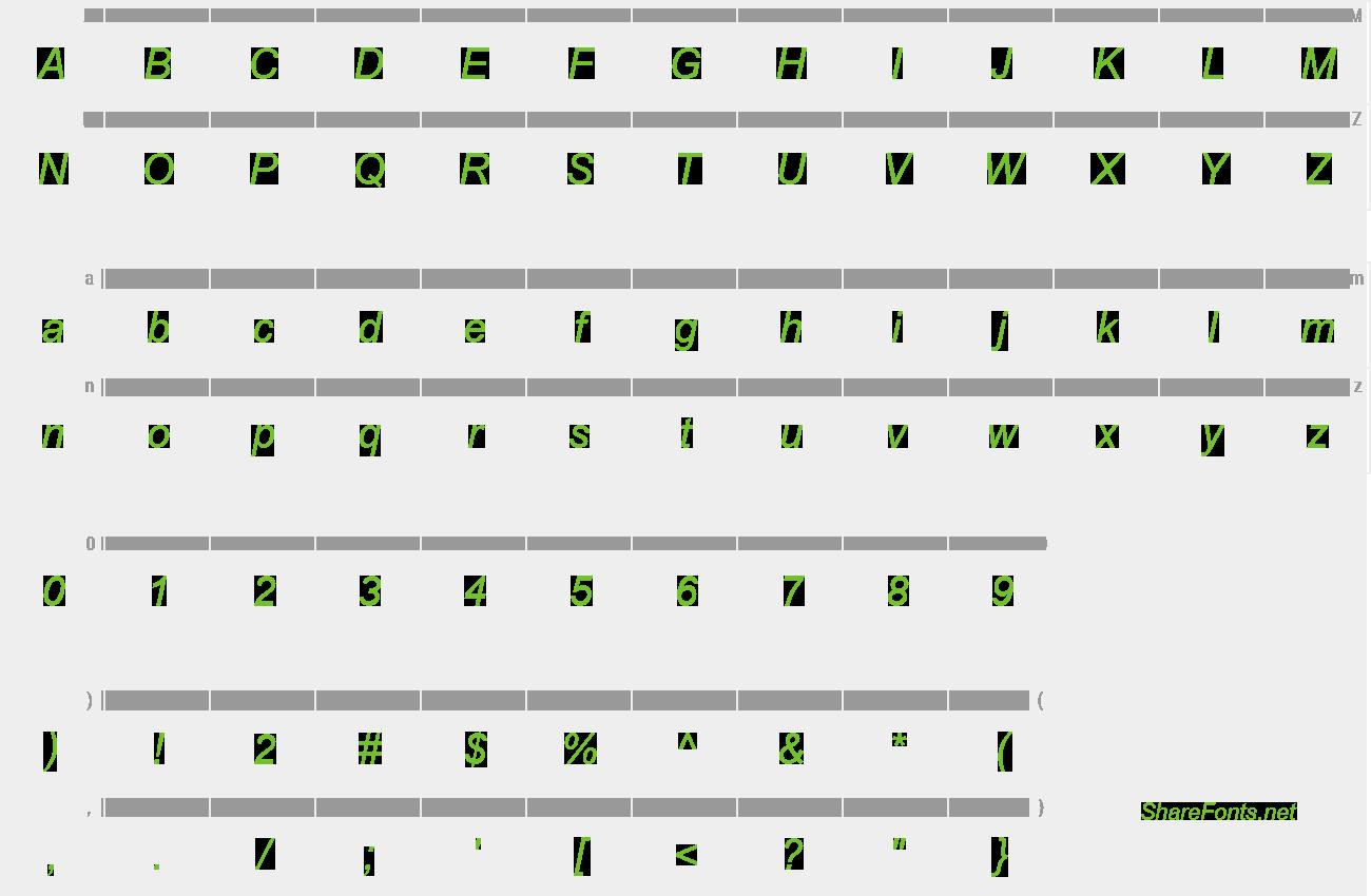 Download Free Font Cordia New