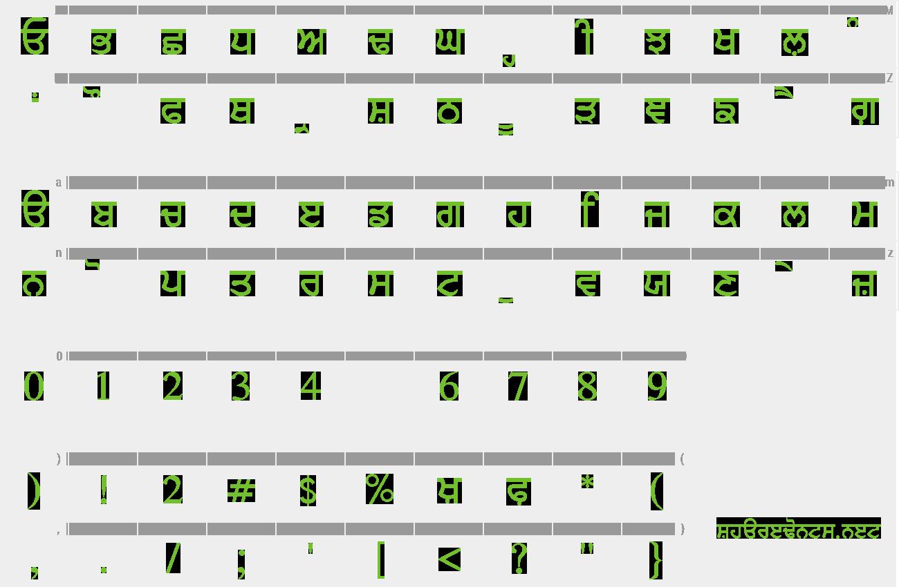 Download Free Font Amrit-Lipi2