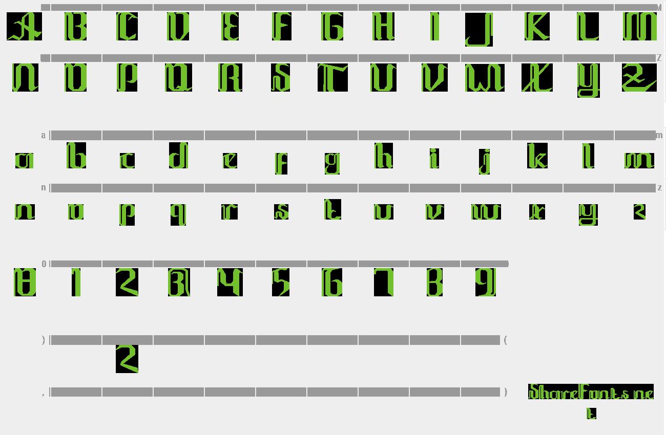 Download Free Font jawa palsu