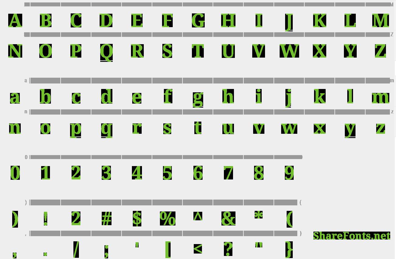 Download Free Font Noto Serif