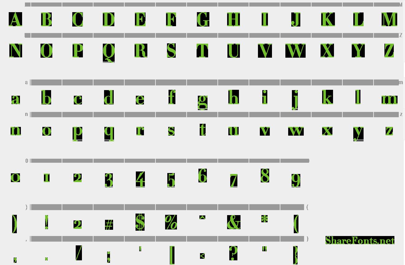 Download Free Font Didot