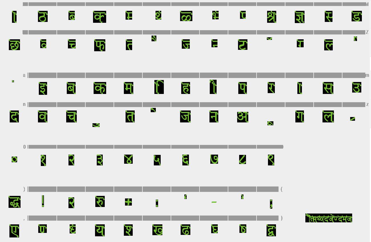 Download Free Font Kruti Dev Display 470