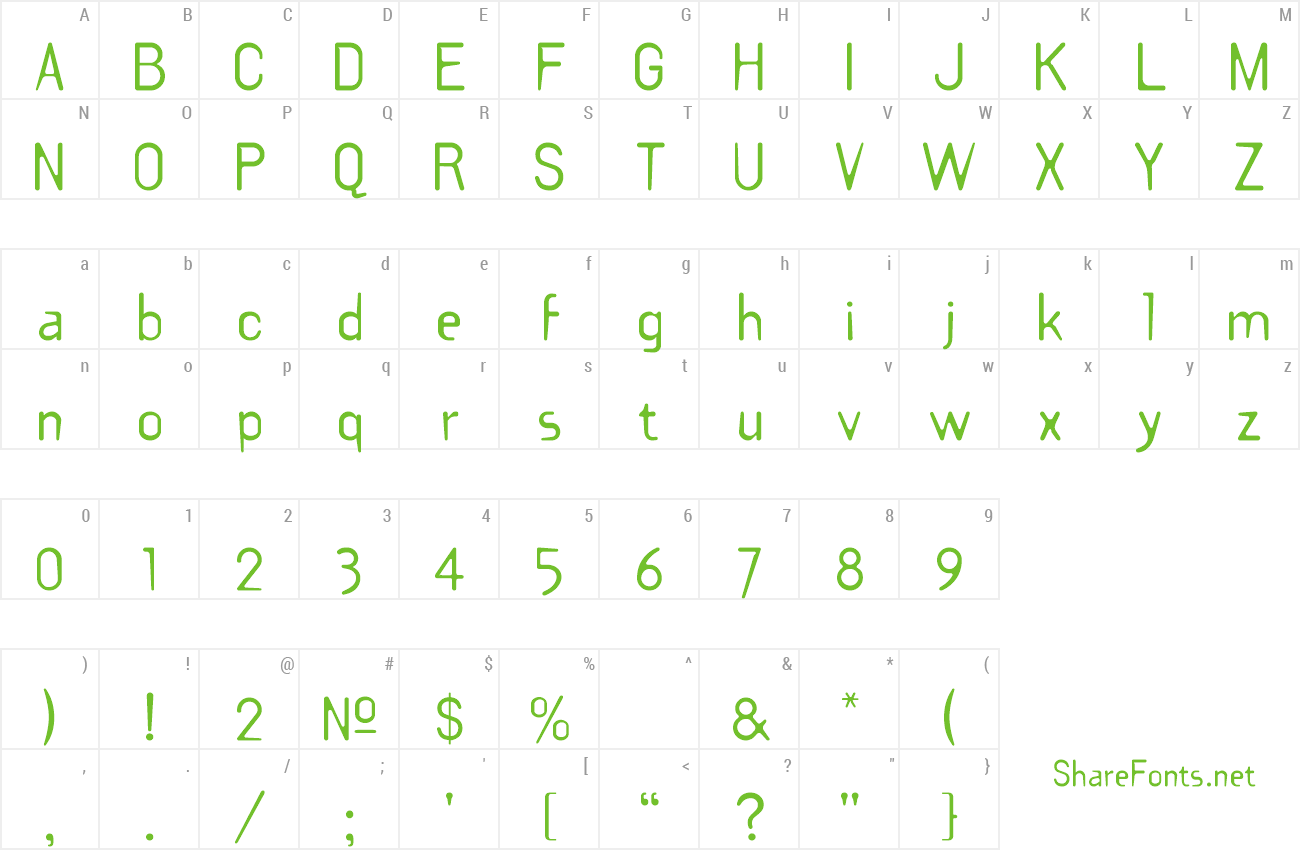 download free font templategothic