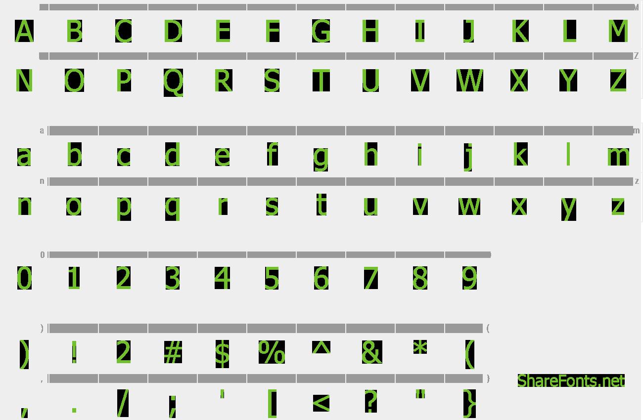 Download Free Font Tahoma