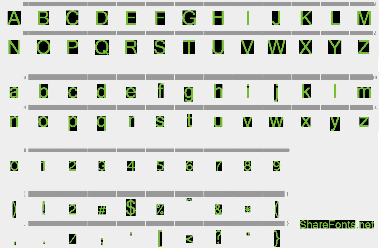 Download Free Font Tunga