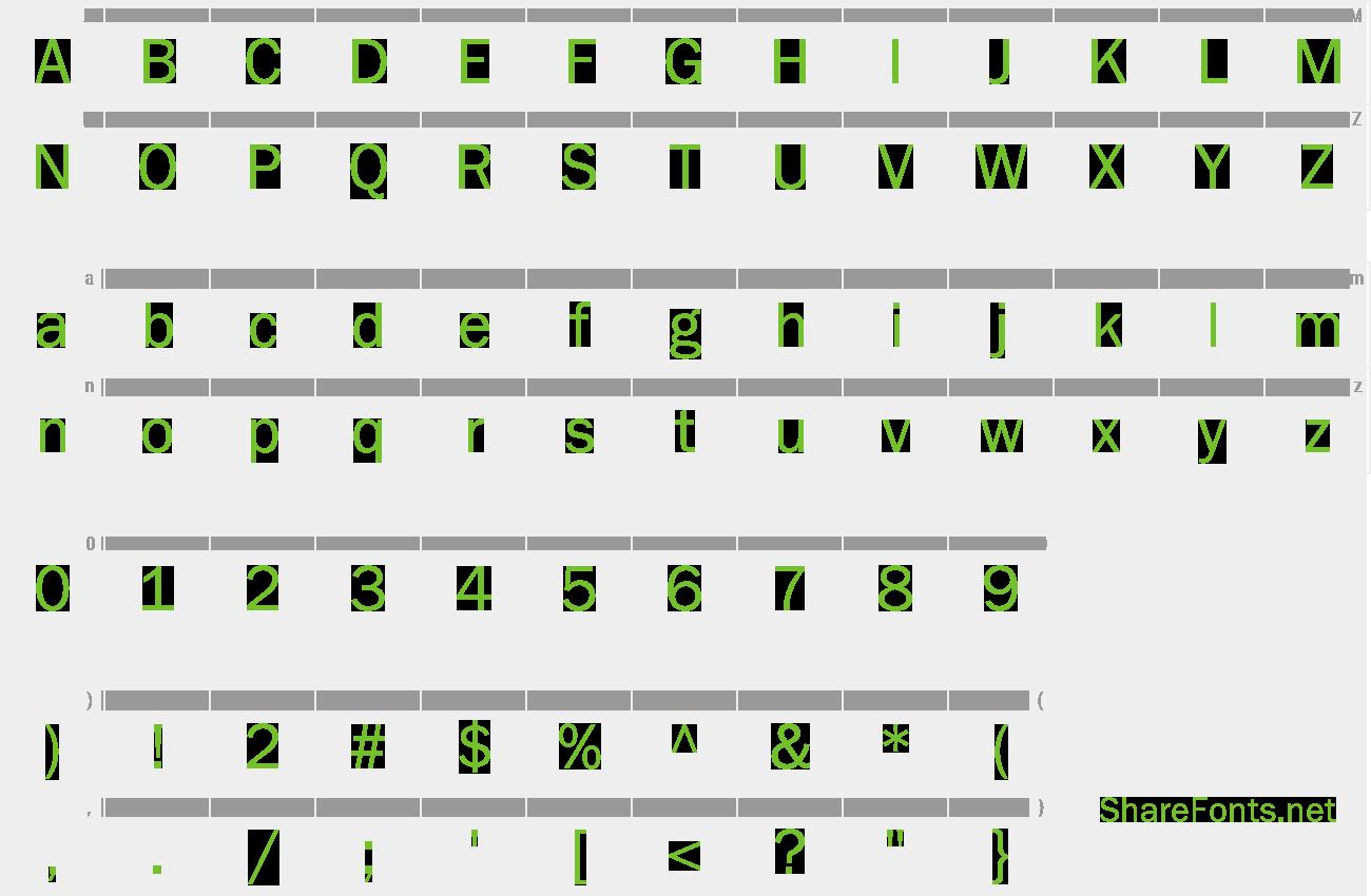 Download Free Font FranklinGothicBookC