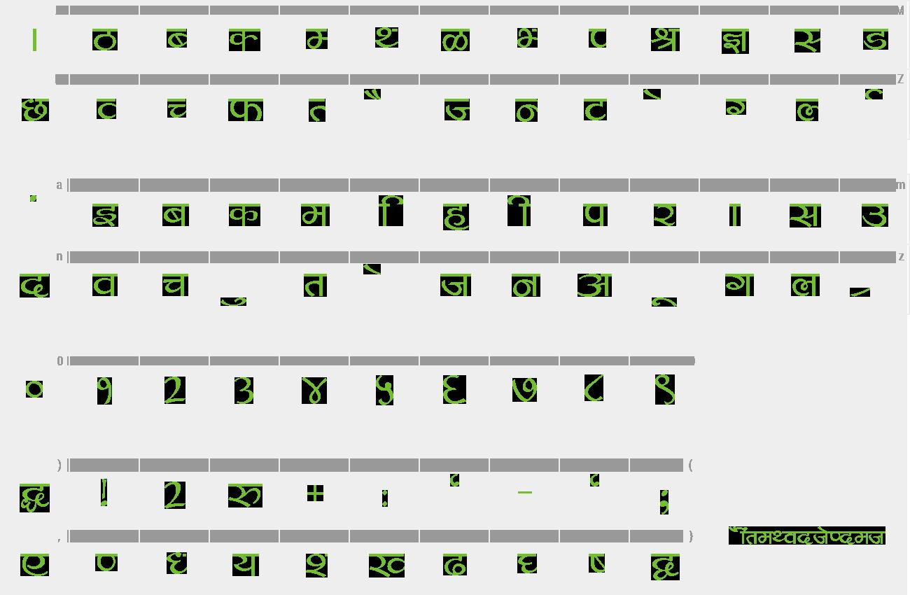 Download Free Font Kruti Dev Display 450