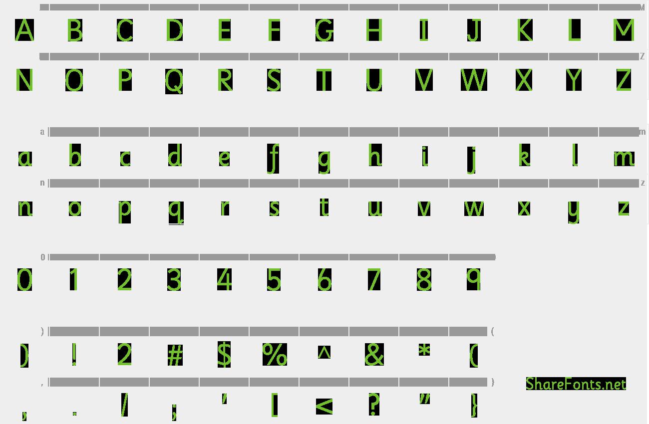 Download Free Font Sassoon