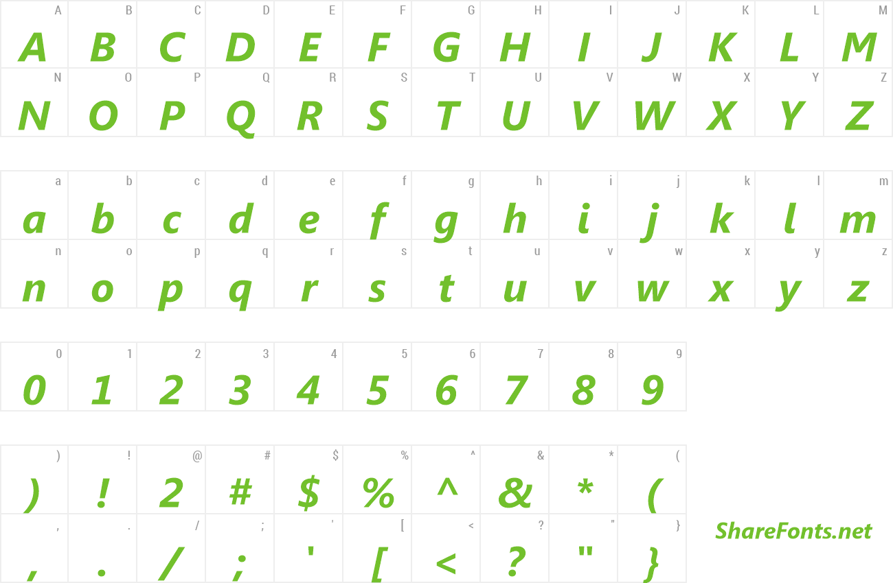 Download Free Font Segoe UI