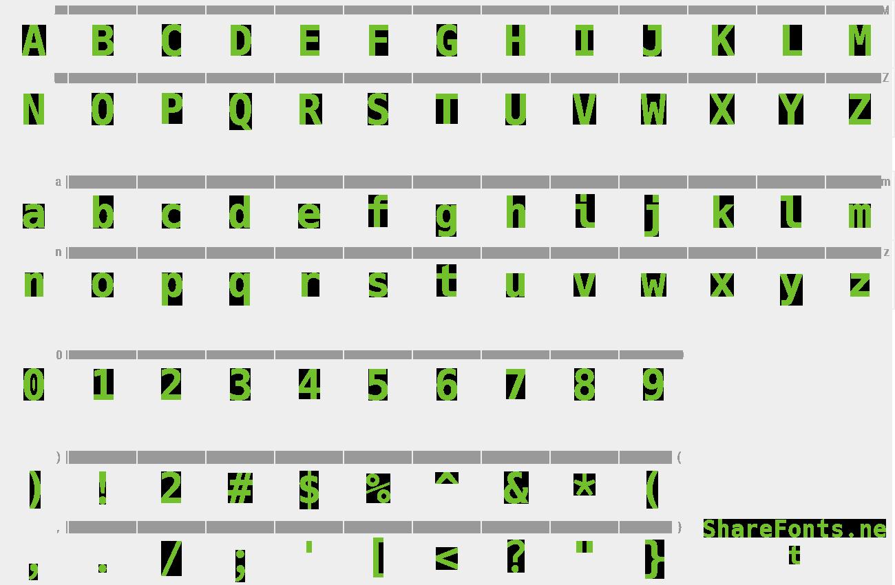 Download Free Font Hack