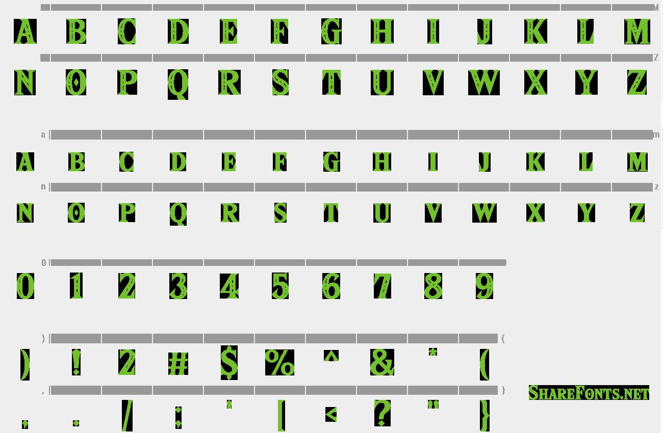 Download Free Font Hylia Serif