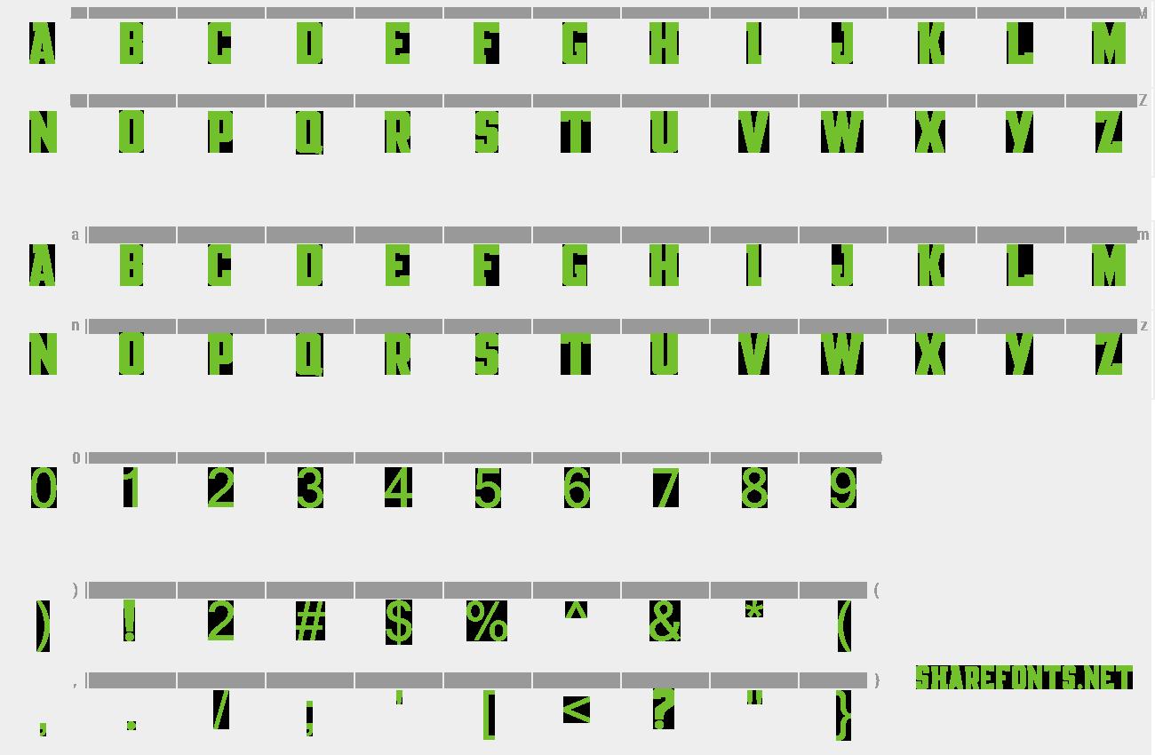 Download Download Free Font Knackpack Std